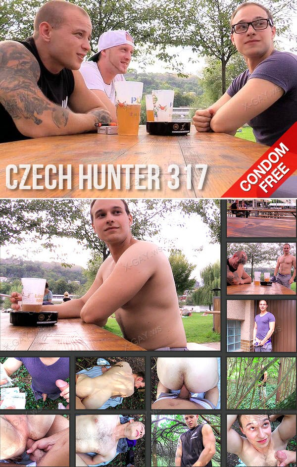 CzechHunter 317 (Bareback)