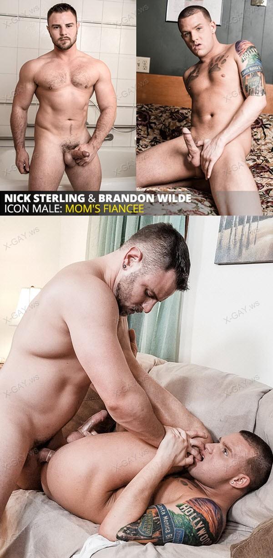 IconMale: Mom's Fiancee (Brandon Wilde, Nick Sterling)