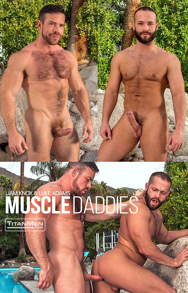 TitanMen: Muscle Daddies (Liam Knox, Luke Adams)
