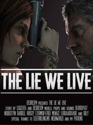 [DesireSFM] [3D Hentai Anime] The Lie We Live (2017) [parody] HD 720p