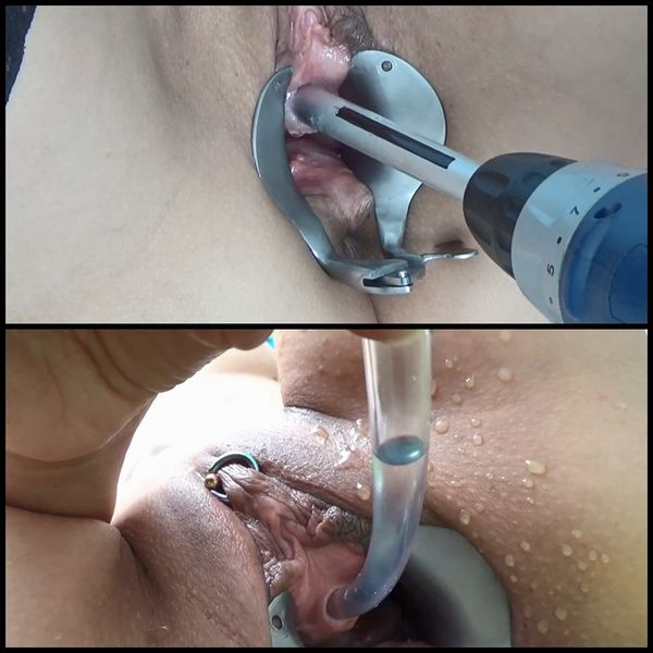 Peehole Play with Drilldo and Fill Bladder with Cum and Piss | FULL HD 1080P | Release Year: Sep 22, 2017