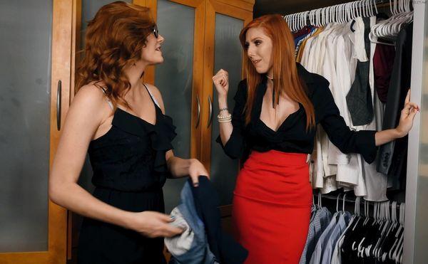Mom Knows Best – Jessica Rex, Lauren Phillips – Slutty Dresser HD
