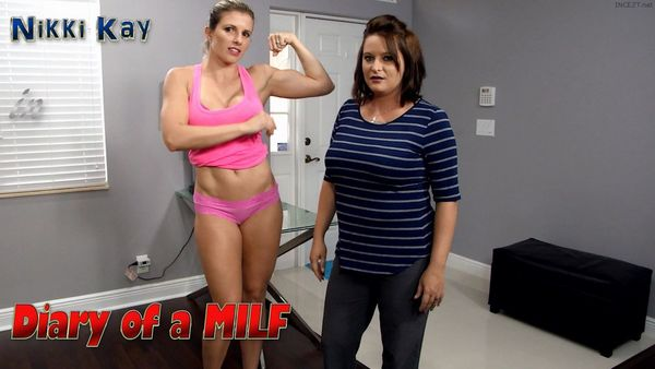 Nikki Kay and Cory Chase in Diary of a MILF HD