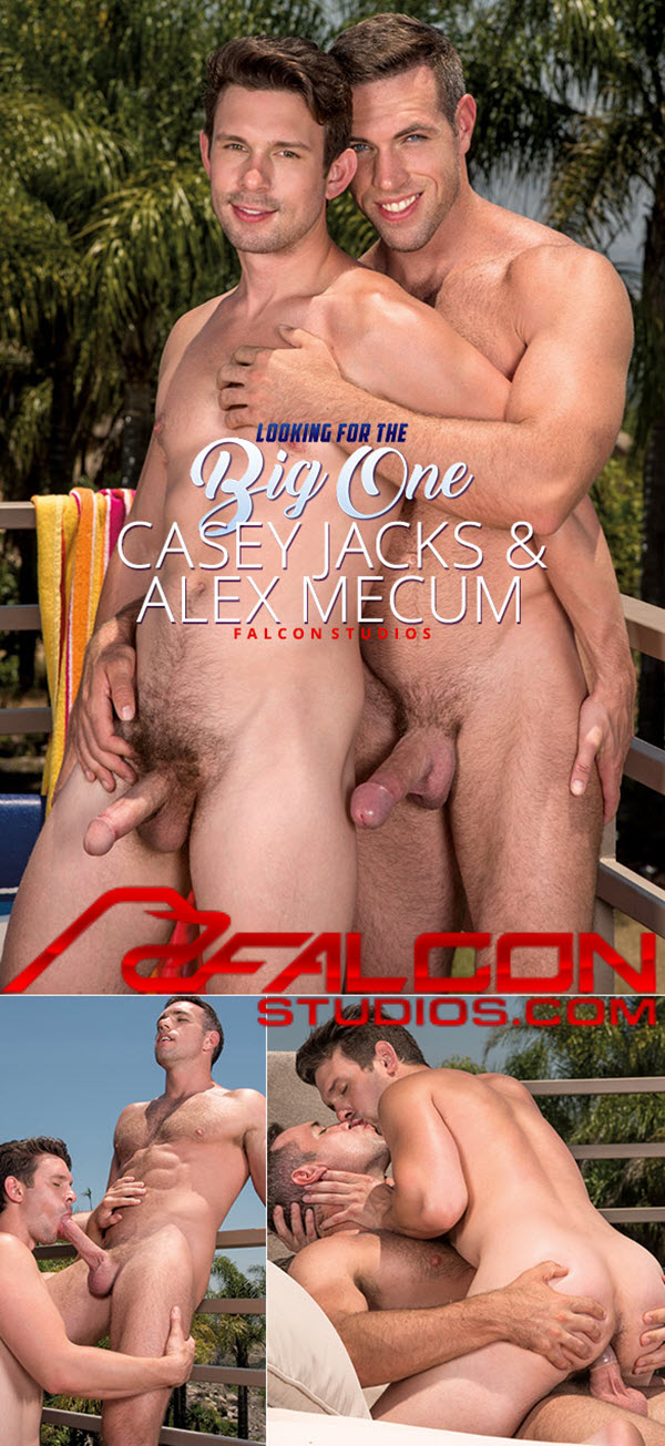 FalconStudios: Looking For The Big One (Alex Mecum, Casey Jacks)