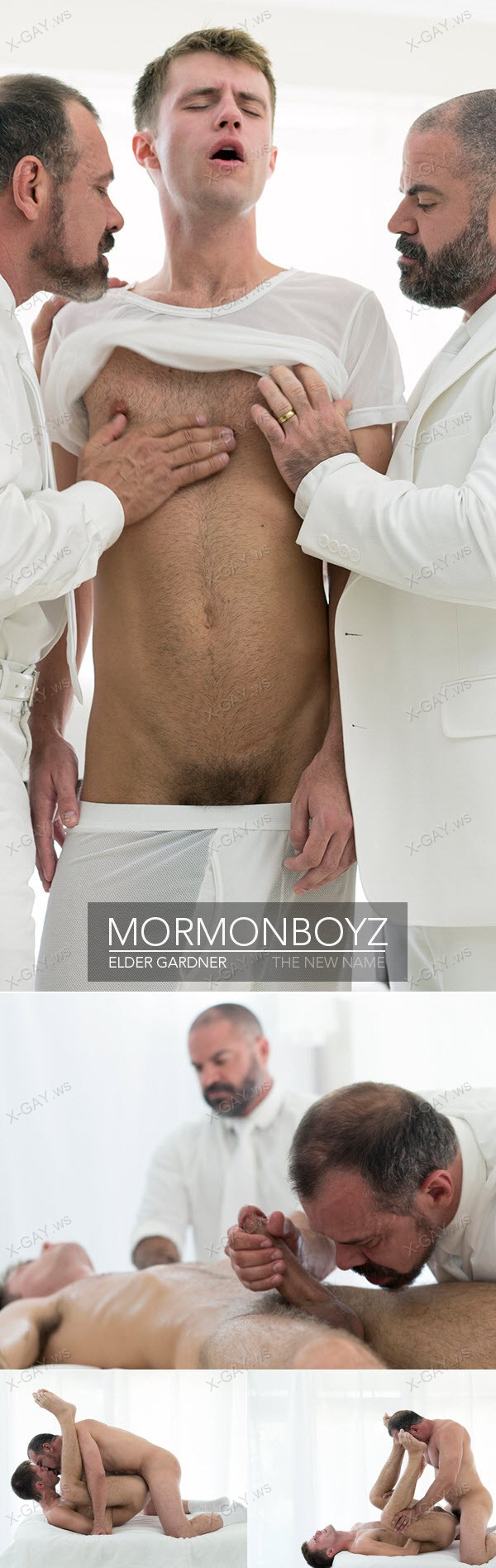 MormonBoyz: Elder Gardner, The New Name (Bareback)