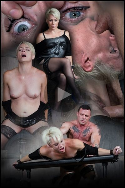 Helena Locke loves being stuffed full of hard cock! Brutal throat fucking, crying and begging | HD 720P | Release Year: October 24, 2017