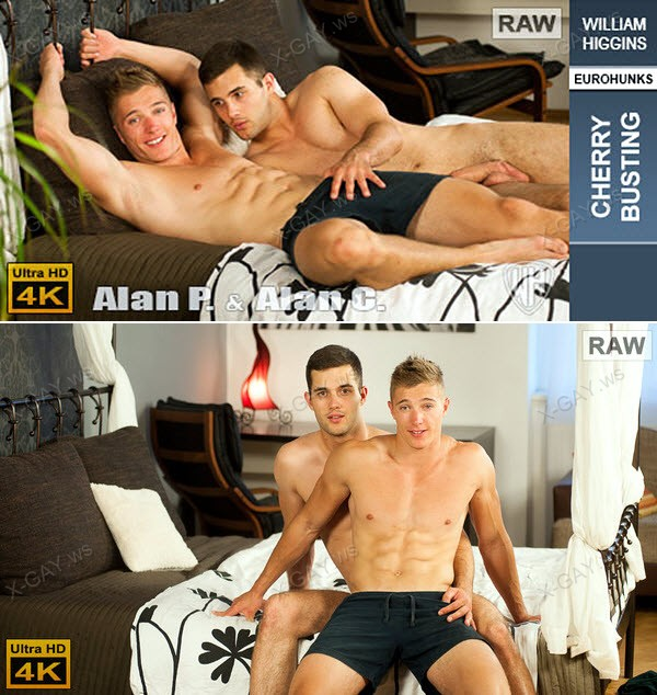 WilliamHiggins: Alan Pekny, Alan Carly (RAW, CHERRY BUSTING)
