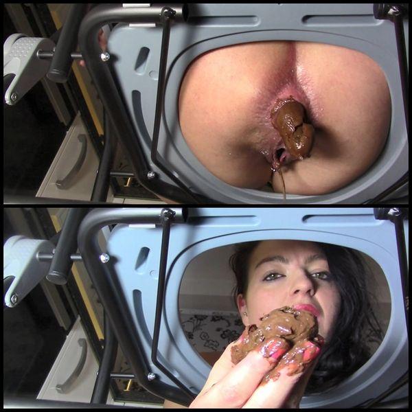 정액, 오줌과 내 화장실 슬레이브 (화장실 의자)에 대한 똥 evamarie88 | 풀 HD 1080p | 출시 년도 : 11 월 4, 2017