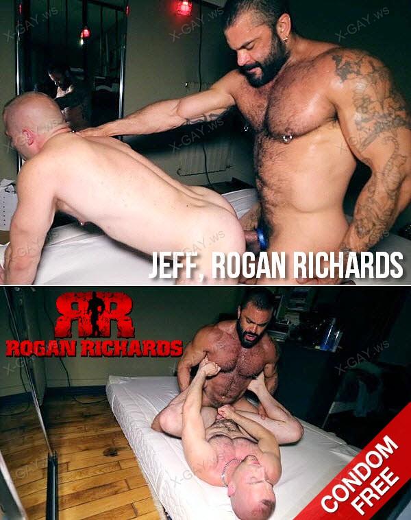 RoganRichards: Jeff, Rogan Richards (The Mattress 2) (Bareback)