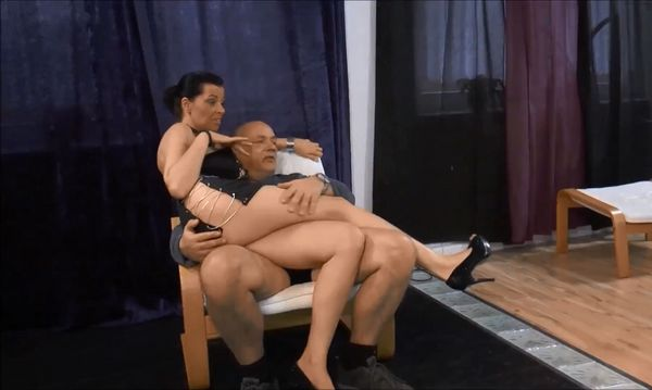 German Dad and Daughter On A Swinger Party HD