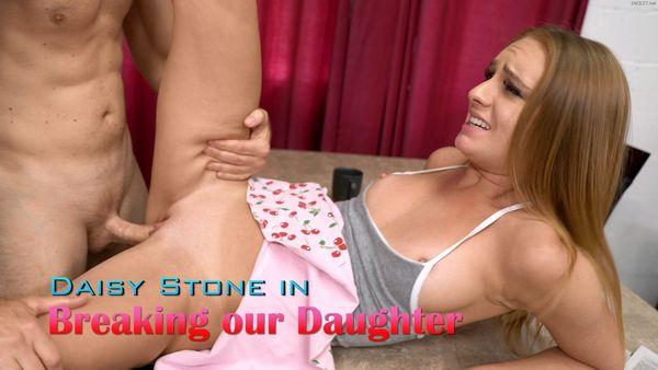 Daisy Stone in Breaking Our Daughter HD