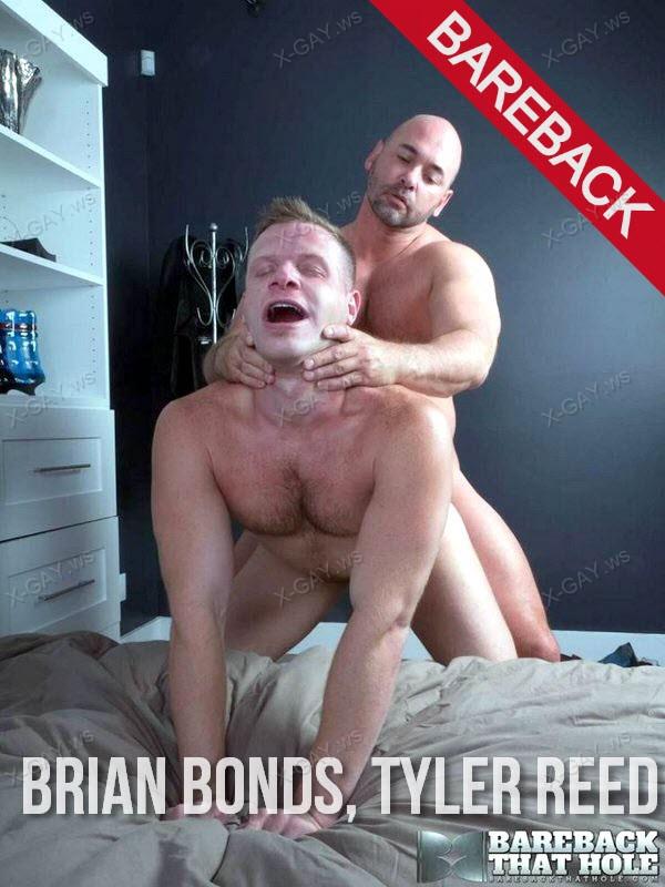 BarebackThatHole: Brian Bonds, Tyler Reed (Bareback)