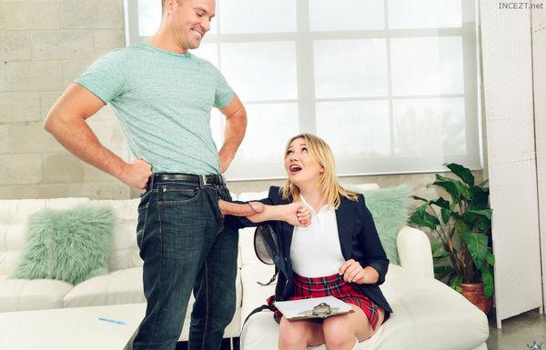 Zelda Morrison – Slutty Schoolgirl Sister HD