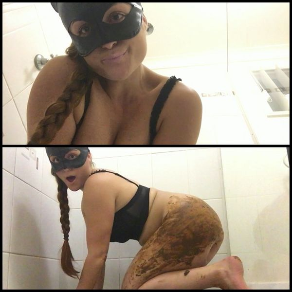 Upskirt Panty Poop, Smear & Cum with BDSMangel   Full HD 1080p   Release Year: November 22, 2017