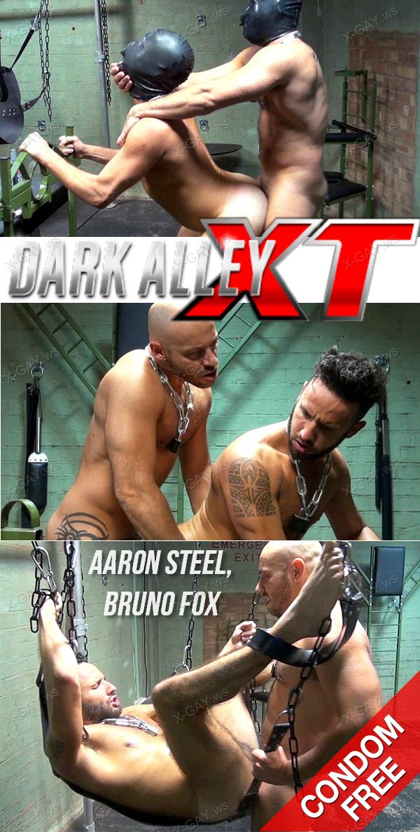 DarkAlleyXT: Aaron Steel, Bruno Fox (Bareback)