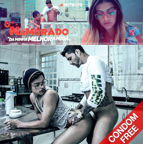 HotBoys: Carlos Eduardo, Breno Dias: O Namorado Da Minha Melhor Amiga