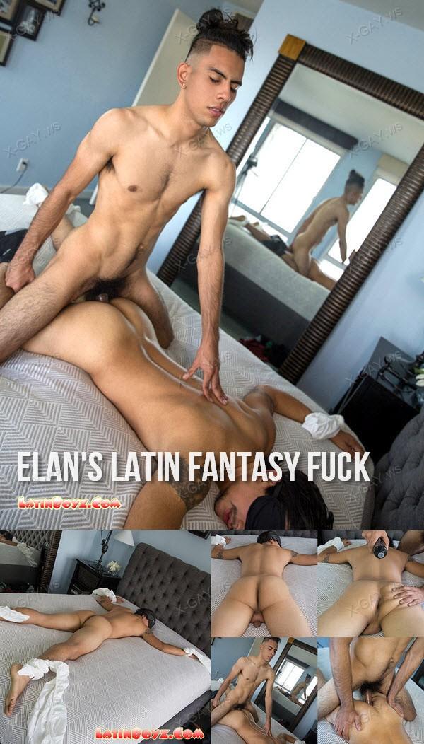 LatinBoyz: Elan's Latin Fantasy Fuck (with Rascal)