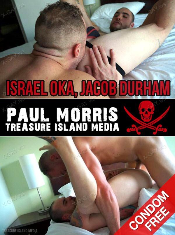 TimFuck: Israel Oka, Jacob Durham (Bareback)