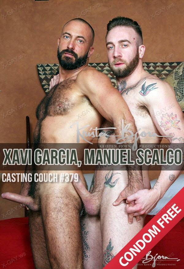 KristenBjorn: Xavi Garcia, Manuel Scalco (Casting Couch #379) (Bareback)