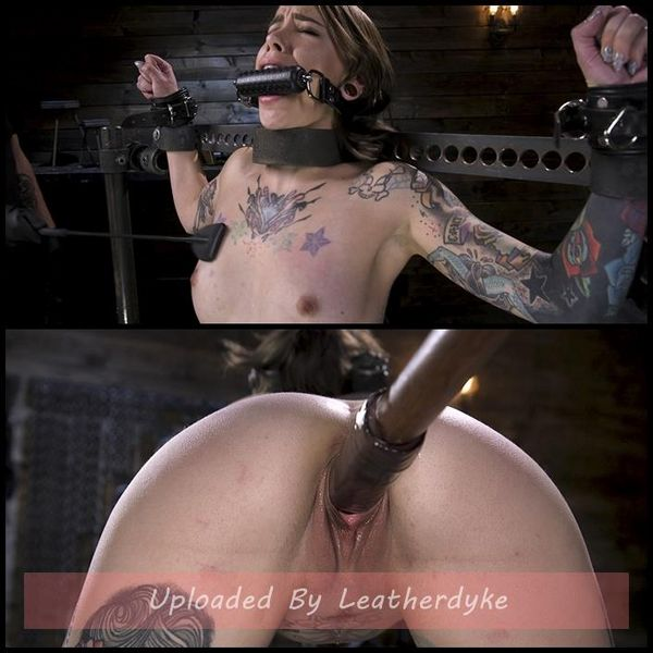 Pain Slut Krysta Kaos Devastated in Metal Bondage | HD 720p | Release Year: December 28, 2017
