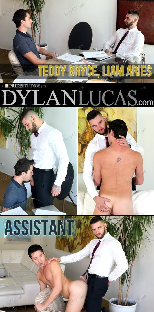 DylanLucas: Teddy Bryce, Liam Aries (Assistant)