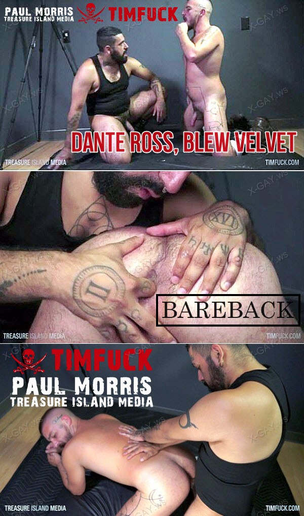 TimFuck: Dante Ross, Blew Velvet