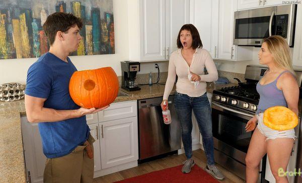 Pumpkin Fuck – Aubrey Sinclair HD