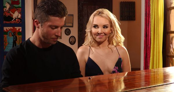 Pervy Piano Lessons With Mom – Aaliyah Love HD
