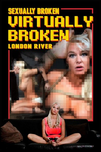 Virtually Broken with London River and Danarama | HD 720p | Release Year: Jan 15, 2018