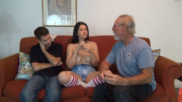April Dawn – The Family That Plays Together HD