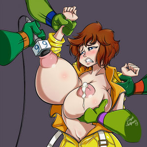[Hentai Artwork] Art by Captain Jerkpants [nipple fuck]