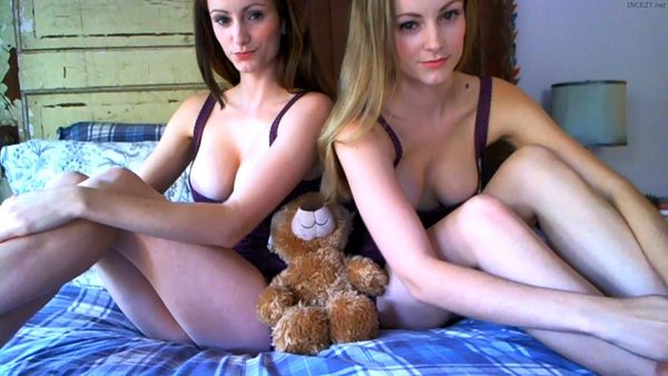 Twin Babysitters 3-Jerk Off For Us Daddy + Countdown to Cum (TOPLESS) HD