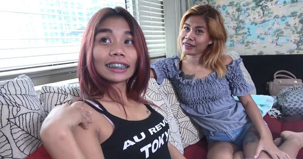 REAL Sisters – Kuai and Jem Threesome HD