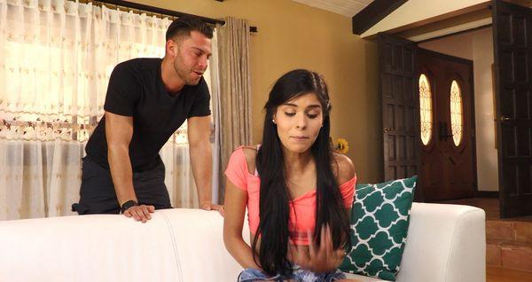 Sisters First Blowjob – Katya Rodriguez HD