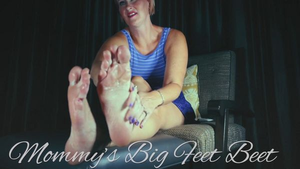 Mommy's Big Feet Beet HD