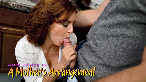 Andi James in A Mother's Arrangement HD