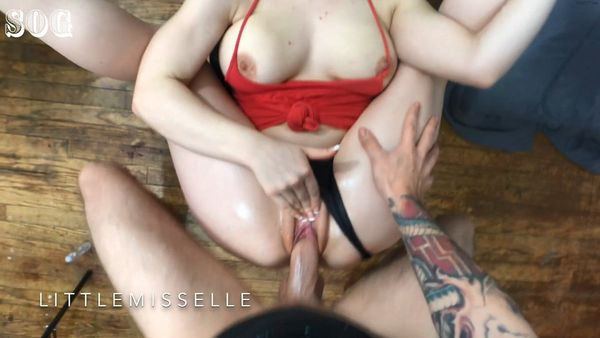 Making Her Take All Dick