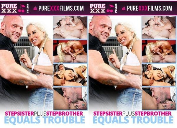 Stepsister Plus Stepbrother Equals Trouble (2018)