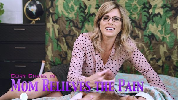 Cory Chase in Mom Relieves the Pain HD
