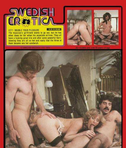 Thank for Swedish erotica 1979 adult dvd