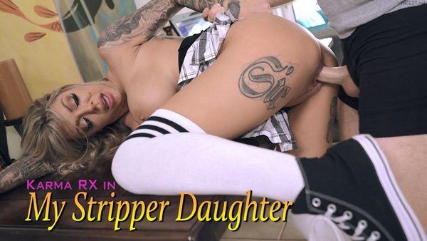 Karma RX in My Stripper Daughter HD