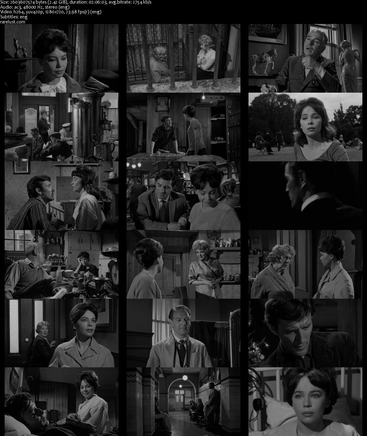 The L-Shaped Room (1962) Dvdrip [1.37GB] - photo#20
