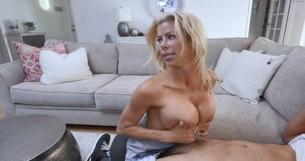 Afternoon Snacking On My Stepson – Alexis Fawx HD