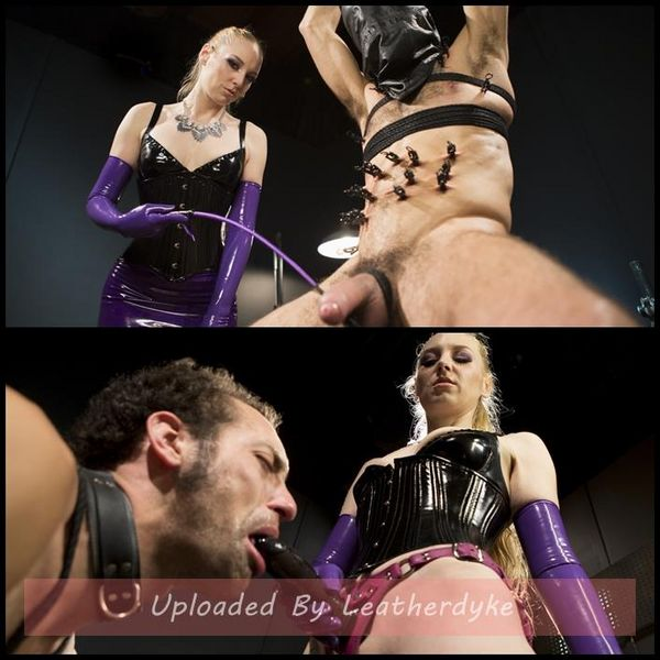 Svelte Blonde Delirious Hunter Punishes and Fucks Buttslut Slave | HD 720p | Release Year: April 24, 2018