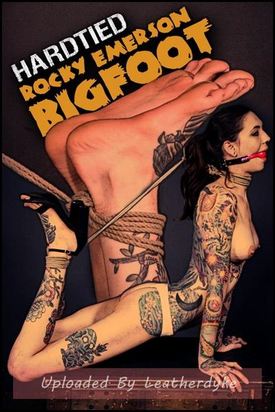 Bigfoot with Rocky Emerson | HD 720p | Release Year: April 25, 2018