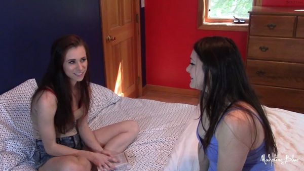 Madeline Blue Kinky Times – Mommy Teaches Daughter About Sex HD