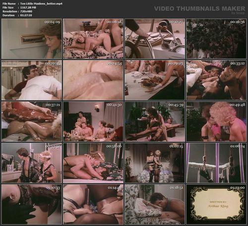 Ten little maidens ginger lynn janey robbins 3