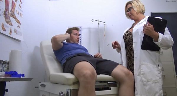 Mother & Son Medical Exam – Brianna Beach HD