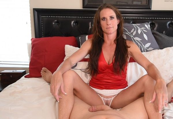 Sofie Marie – JOI Lesson #2 Step Mom Jerks Son HD