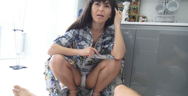 Auntie Will Take Care Of Your Erection HD